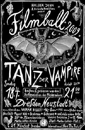Filmball 2009 - Tanz der Vampire