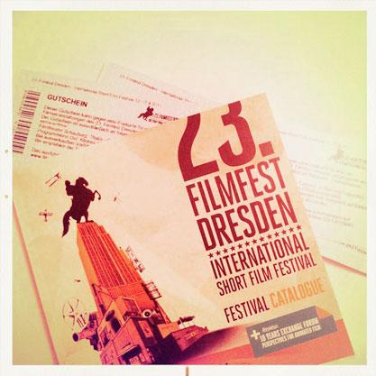 Verlosung Filmfest Dresden 2011
