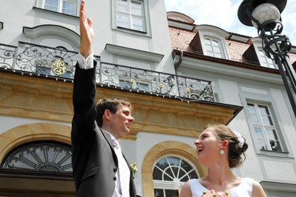 Hochzeit von Jana und Tilo