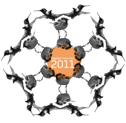 playboi Kalender 2011