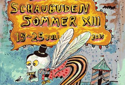 Scheune Schaubudensommer 2010